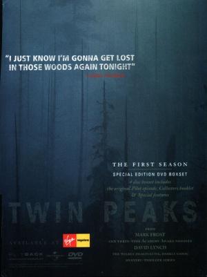 Das Geheimnis von Twin Peaks 598x800