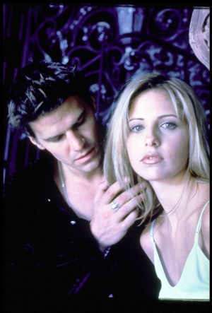 Buffy the Vampire Slayer 900x1330