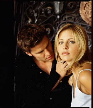 Buffy the Vampire Slayer 2220x2592