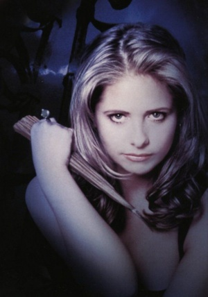 Buffy the Vampire Slayer 701x1000