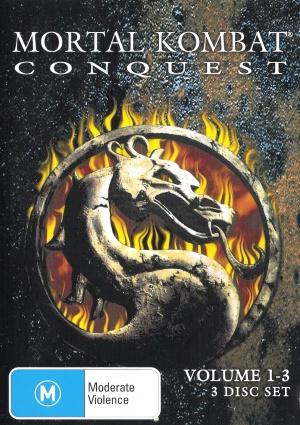 Mortal Kombat: Conquest 996x1411