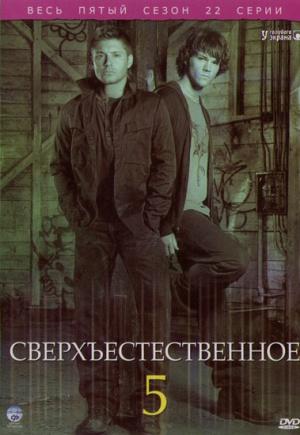 Supernatural 379x550