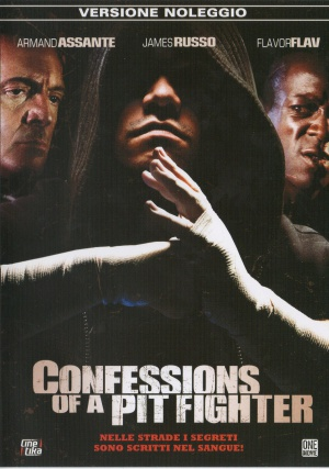 Confessions of a Pit Fighter 1529x2174