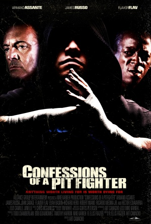 Confessions of a Pit Fighter 1013x1500