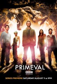 Primeval - Rückkehr der Urzeitmonster poster
