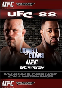 UFC 88: Breakthrough poster