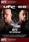 UFC 88: Breakthrough poster