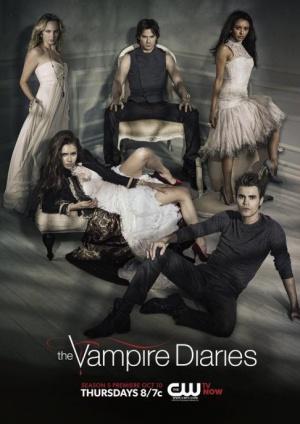 The Vampire Diaries 486x687