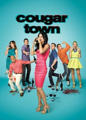 Cougar Town 3581x5000