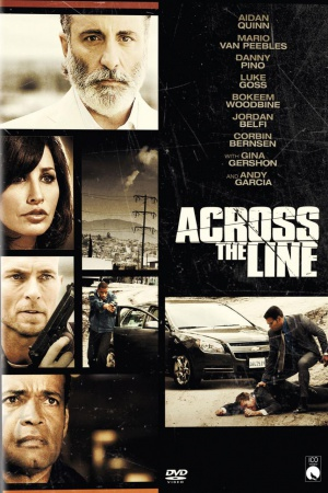 Across the Line: The Exodus of Charlie Wright 854x1280