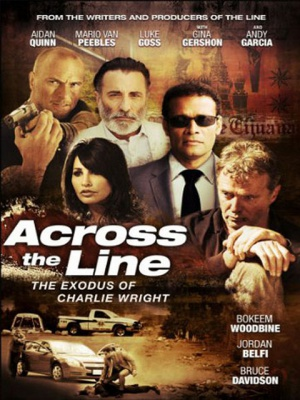 Across the Line: The Exodus of Charlie Wright 480x640