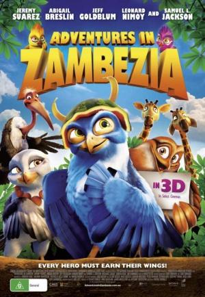 Zambezia - In jedem steckt ein kleiner Held 630x911