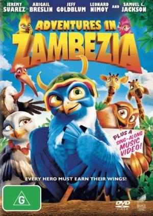 Zambezia - In jedem steckt ein kleiner Held 400x562