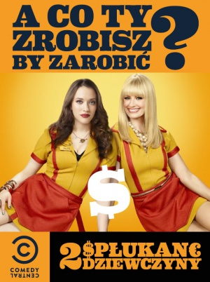2 Broke Girls 620x831