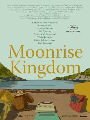Moonrise Kingdom - Una fuga d'amore 3750x5000