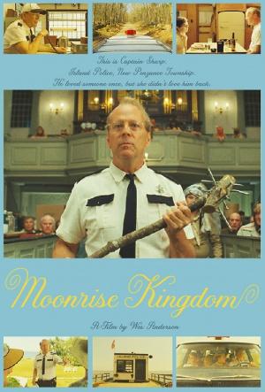 Moonrise Kingdom - Una fuga d'amore 620x915