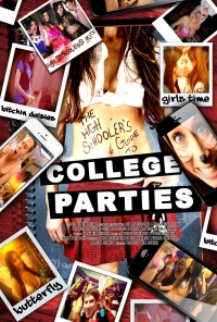 The High Schoolers Guide to College Parties poster