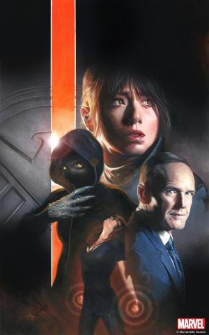 Agents of S.H.I.E.L.D. 1280x2048