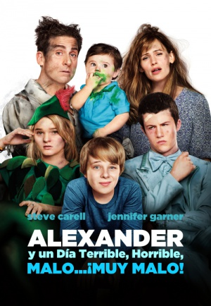 Alexander and the Terrible, Horrible, No Good, Very Bad Day 500x724