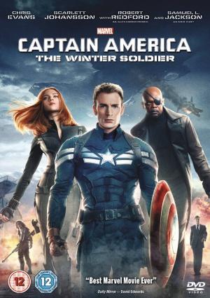 Captain America: The Winter Soldier 1058x1500