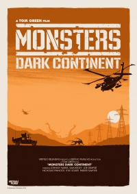 Monsters 2 poster