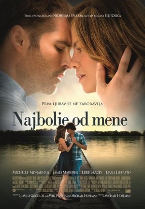 The Best of Me 500x719