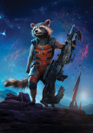 Guardians of the Galaxy 3500x5000