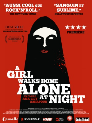 A Girl Walks Home Alone at Night 3750x5000