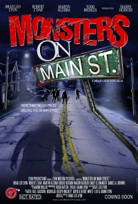 Monsters on Main Street poster