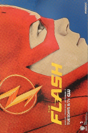 The Flash 658x992