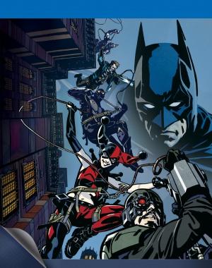Batman: Assault on Arkham 1602x2030