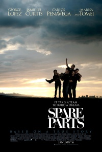 Spare Parts poster