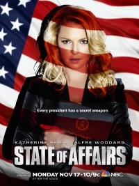 Asuntos de estado poster