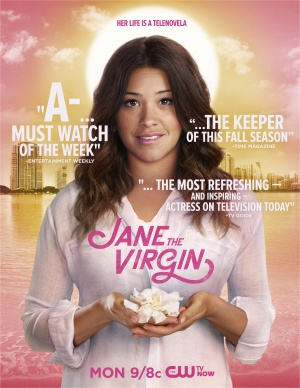 Jane the Virgin 2552x3302