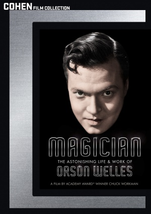 Magician: The Astonishing Life and Work of Orson Welles 1530x2168