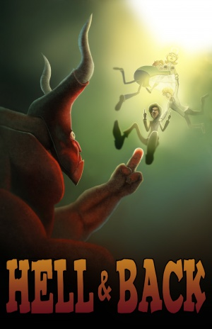 Hell and Back 3235x5000