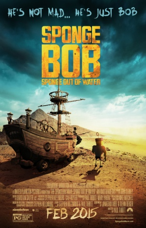 The SpongeBob Movie: Sponge Out of Water 500x780