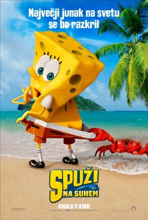 The SpongeBob Movie: Sponge Out of Water 540x800