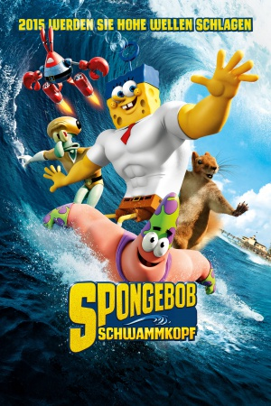The SpongeBob Movie: Sponge Out of Water 1400x2100