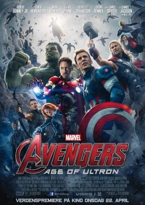 Avengers: Age of Ultron 2480x3495