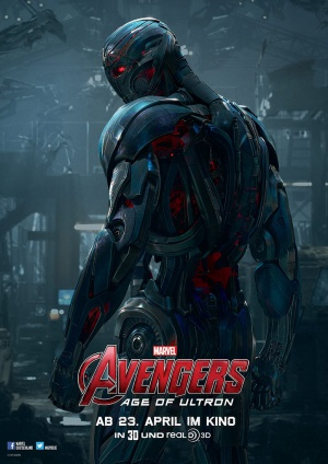 Avengers: Age of Ultron 778x1100