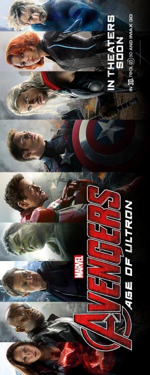 Avengers: Age of Ultron 2000x5000