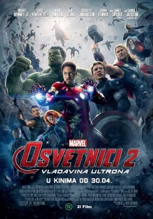 Avengers: Age of Ultron 500x714