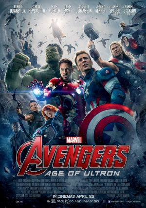 Avengers: Age of Ultron 1023x1462