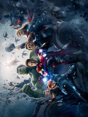 Avengers: Age of Ultron 3763x5000