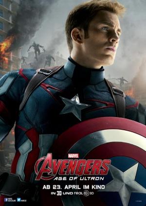 Avengers: Age of Ultron 724x1024