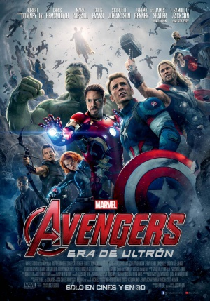 Avengers: Age of Ultron 1260x1800
