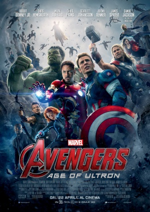 Avengers: Age of Ultron 2088x2953