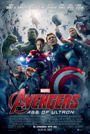 Avengers: Age of Ultron 2480x3684
