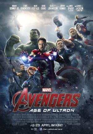 Avengers: Age of Ultron 695x1000